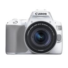 Canon EOS 250D + 18-55mm IS STM, White