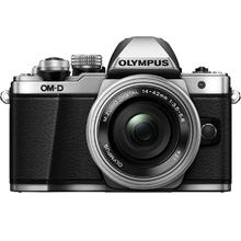 Olympus E-M10 Mark II + 14-42mm, silver