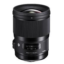 Sigma 28mm f/1,4 DG HSM Art Canon