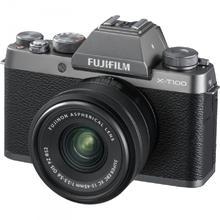 Fujifilm X-T100 srebrny + XC 15-45mm f/3.5-5.6 OIS PZ