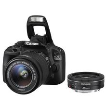 Canon EOS 100D + 18-55 IS STM + EF 40 f/2.8 STM