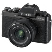 Fujifilm X-T100 czarny + XC 15-45mm f/3.5-5.6 OIS PZ - ZWROT DOKONANY DO 14 DNI OD KLIENTA