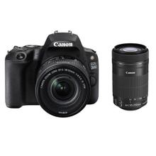 Canon EOS 200D + 18-55 IS STM + 55-250 IS STM