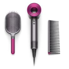 Dyson Supersonic Fuchsia, styling kit