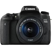 Canon EOS 760D + EF-S 18-55 IS STM