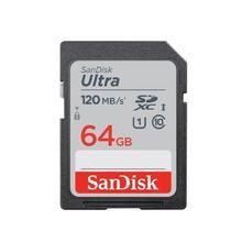 SanDisk SDXC Ultra 64 GB SDSDUN4-064G-GN6IN