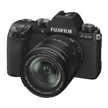 Fujifilm X-S10 + XF 18-55mm f/2,8-4, Black  USZKODZONE OPAKOWANIE