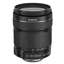 Canon EF-S 18-135mm f/3.5-5.6 IS STM - BULK