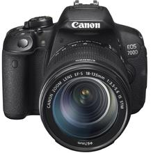 Canon EOS 700D + 18-135 IS STM