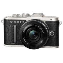 Olympus E-PL8 body czarny+ 14-42mm EZ