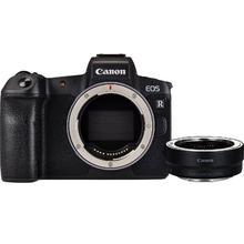 Canon EOS R + EF-EOS R