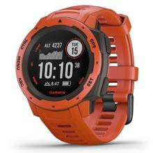 Garmin Instinct Optic, Red