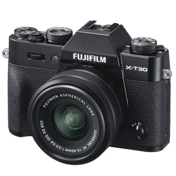 Fujifilm X-T30 +  XC 15-45 mm Black  - 1