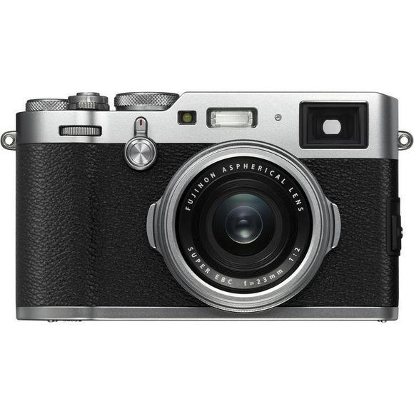 Fujifilm X100F Srebrny  - 1