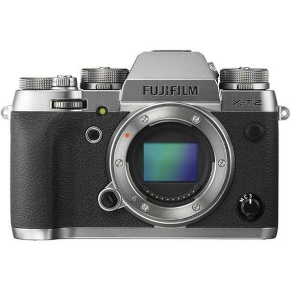 Fujifilm X-T2 Srebro  - 1