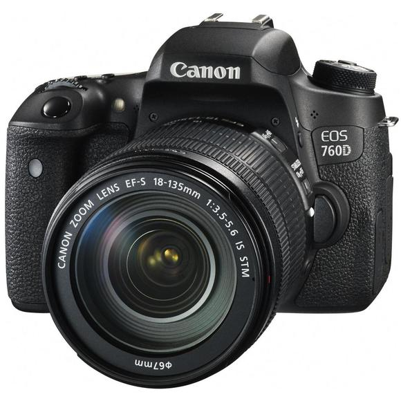 Canon EOS 760D + EF-S 18-135 IS STM  - 1