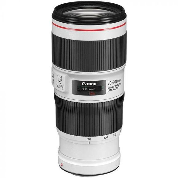 Canon EF 70-200mm f/4.0 L IS II USM  - 1