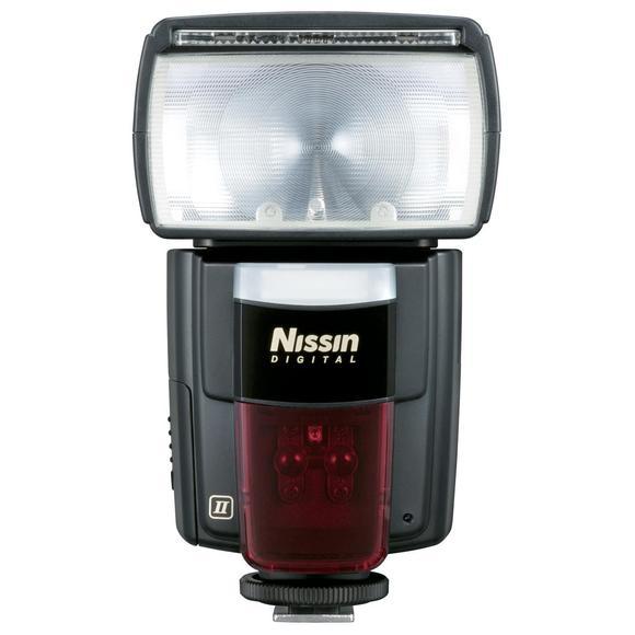 Nissin Speedlite Di866 Mark II Nikon  - 1