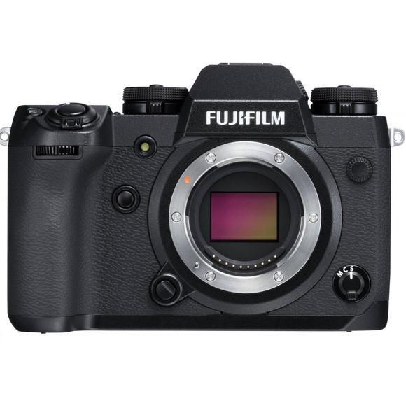 Fujifilm X-h1 Czarny Body  - 1