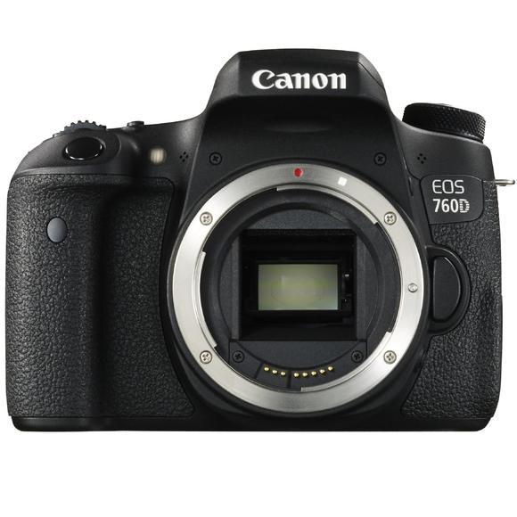 Canon EOS 760D body  - 1