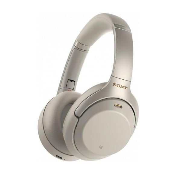 Sony WH-1000XM4 Silver  - 1